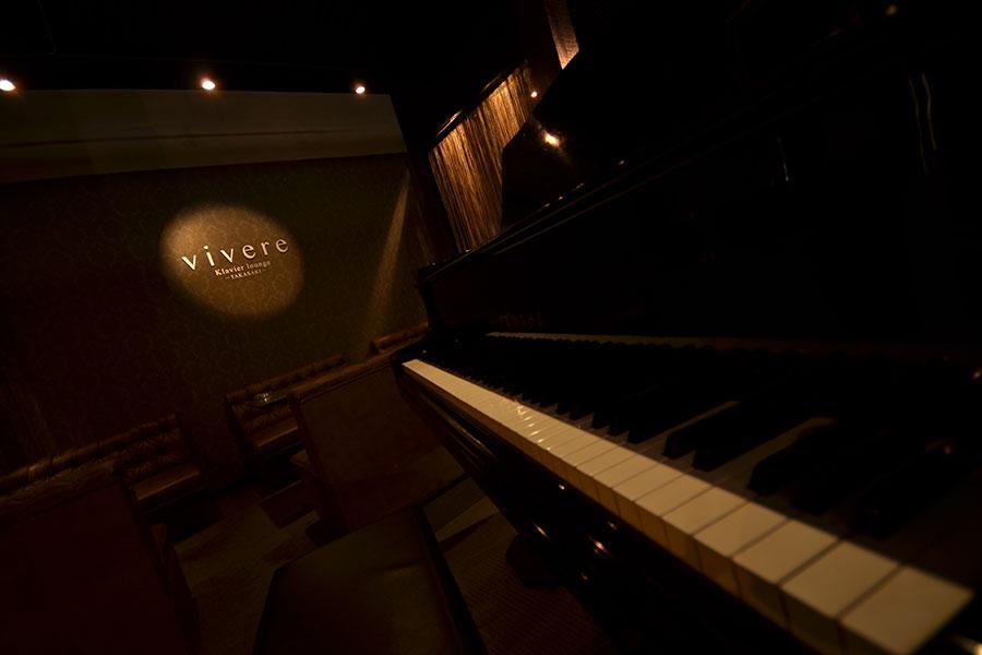 高崎キャバクラ「vivere Klavier Lounge TAKASAKI」店内写真
