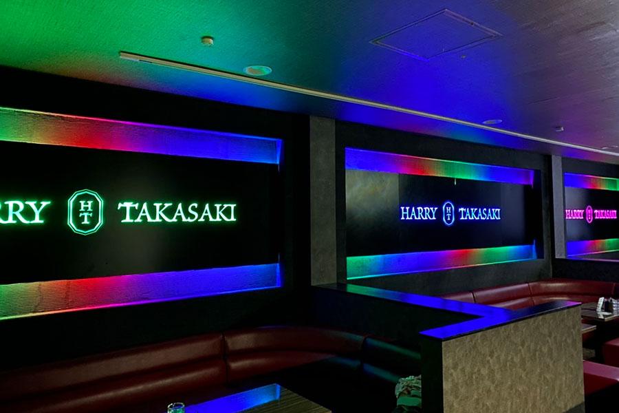 高崎キャバクラ「HARRY TAKASAKI」店内写真