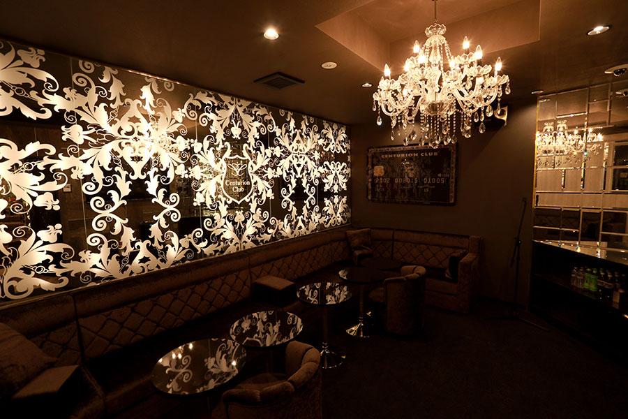 高崎市のキャバクラ「Centurion Club センチュリオンクラブ」店内写真