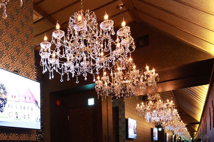 松本市のキャバクラ「美ら」店内写真